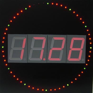 image gallery horloge electronique On afficheur numerique exterieur